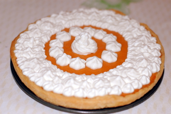 Pumpkin pie blog