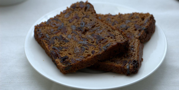 Bara Brith primo piano