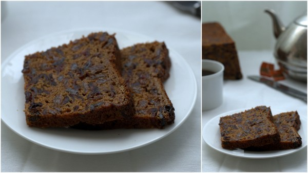 Bara Brith collage